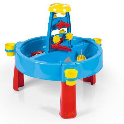 Vandens pramogų ir smėlio žaidimų stalas Dolu 2 in 1