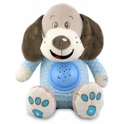 Pliušinis muzikinis šviečiantis šuniukas Baby MIX