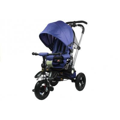 Maxtrike triratukas-vežimėlis