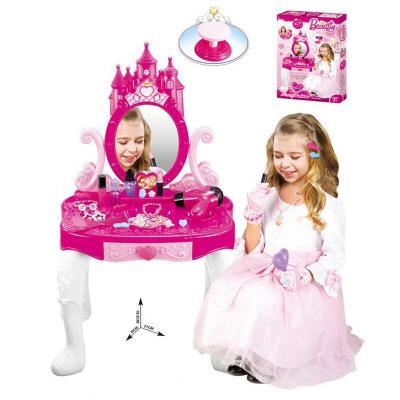 Vaikiškas kosmetinis grožio staliukas Castle
