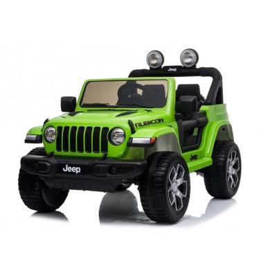 12v elektromobilis Jeep su pulteliu