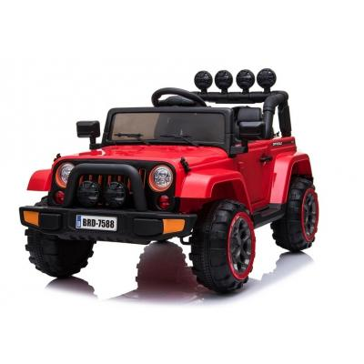 Jeep elektromobilis visureigis 12V