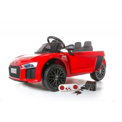 12v elektromobilis Audi R8 spyder su pulteliu